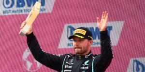 Valtteri Bottas deja Mercedes y firma con Alfa Romeo para 2022