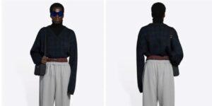 Varios consumidores consideran racistas a los pants con bóxers cosidos de 1,200 dólares de Balenciaga  —dicen que solo aburguesaron el 'sagging'
