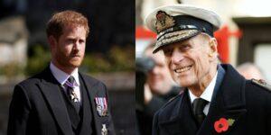 El príncipe Harry se reunirá con la familia real para un documental sobre el príncipe Felipe