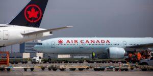 Air Canada no considera como opción el aeropuerto de Santa Lucía
