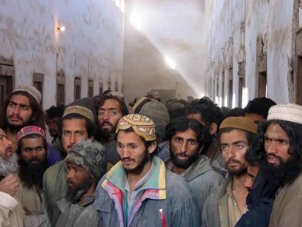 prisioneros talibanes   Business Insider Mexico