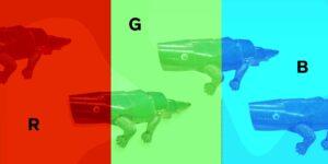 El futuro del camuflaje: investigadores crean 'piel' artificial que cambia de color según su entorno, como un camaleón