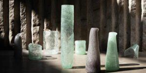 Estos son los vasos de vidrio más sostenibles del mundo —usan en su fabricación cenizas de hornos de pizza y conchas de mariscos