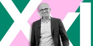 Satya Nadella, CEO de Microsoft, comparte la sabiduría que ayuda al gigante tecnológico a mantenerse relevante
