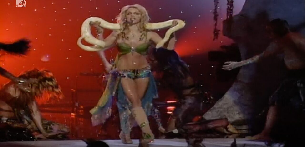 Britney Spears VMA | Business Insider Mexico
