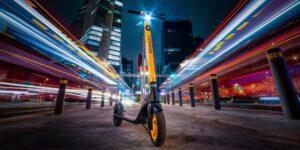 Scooter eléctrico, ¿realmente funciona para ofrecer movilidad en las grandes ciudades?