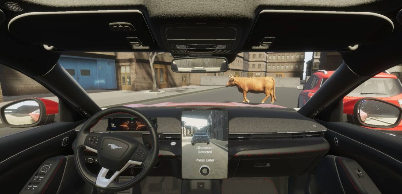 Ford videojuegos | Business Insider Mexico