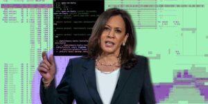 """¿""""Jalón de orejas"""" de Kamala Harris en ciberseguridad? El ransomware puede dañar las cadenas de suministro de alimentos."""
