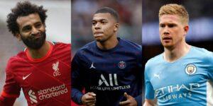 RANKING: los 10 futbolistas más valiosos en la nueva temporada de la UEFA Champions League