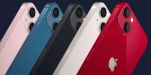 Apple presenta al iPhone 13 —tendrá el doble de capacidad de almacenamiento y cámara mejorada
