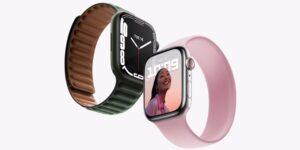 El nuevo Apple Watch Series 7 es una versión más resistente y deportiva del smartwatch insignia de la compañía