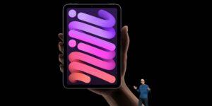 Apple presentó una versión mejorada de su iPad más popular y un iPad Mini rediseñado