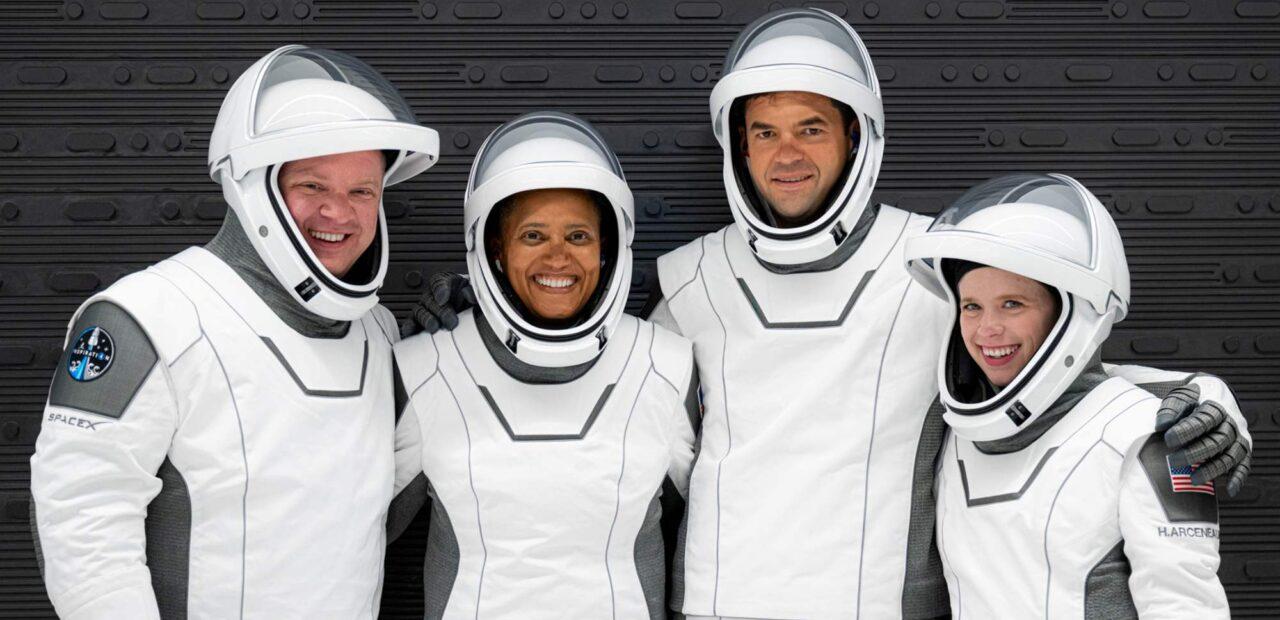 spacex_tripulación  Business Insider México