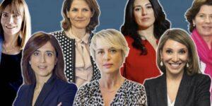 6 rasgos que comparten 18 mujeres líderes de grandes empresas tecnológicas como Google, Facebook o Netflix