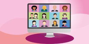 Apagar la cámara en las reuniones por Zoom hace que los empleados se agoten menos y se centren más en lo que se está diciendo, según un estudio