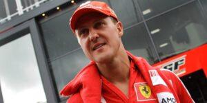 La esposa de Michael Schumacher dijo que casi hace paracaidismo en lugar de esquiar el día que un accidente cambió su vida