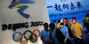 """""""Juntos por un futuro compartido"""" será el lema de los Juegos Olímpicos de Invierno de Beijing 2022, que se celebrará bajo estrictos protocolos contra el Covid-19"""