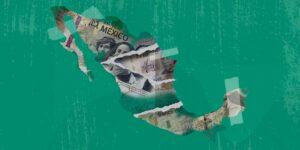 La economía mexicana no sale de la crisis —se ubica en agosto 0.7% por debajo de lo observado antes de la pandemia