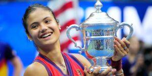 La fascinante vida de Emma Raducanu, la campeona del US Open que ama los deportes de motor y habla mandarín con fluidez