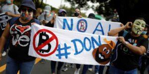 Intenté usar bitcoin en El Salvador y el lanzamiento es un desastre
