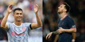 Cristiano Ronaldo ha superado por completo a Lionel Messi desde que ambos ficharon con otros equipos este verano