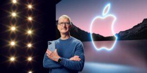 El CEO de Apple, Tim Cook, está «realmente entusiasmado» con la IA