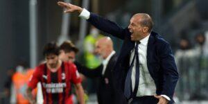 El director técnico de la Juventus salió furioso de la cancha e insultó a sus jugadores por lo terribles que son desde la salida de Cristiano Ronaldo