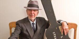 ¡Es cumpleaños de Leonard Cohen! 4 documentales para recordarlo