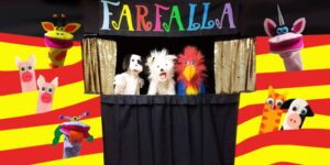 Títeres Farfalla: la compañía de León, Guanajuato que fabrica sus propios títeres y cuenta cuentos a chicos y grandes