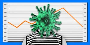 La pandemia redujo delitos como robo, pero hay menos confianza para denunciar, informó el Inegi