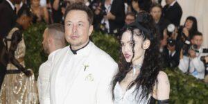 Elon Musk y Grimes se separan después de 3 años de relación