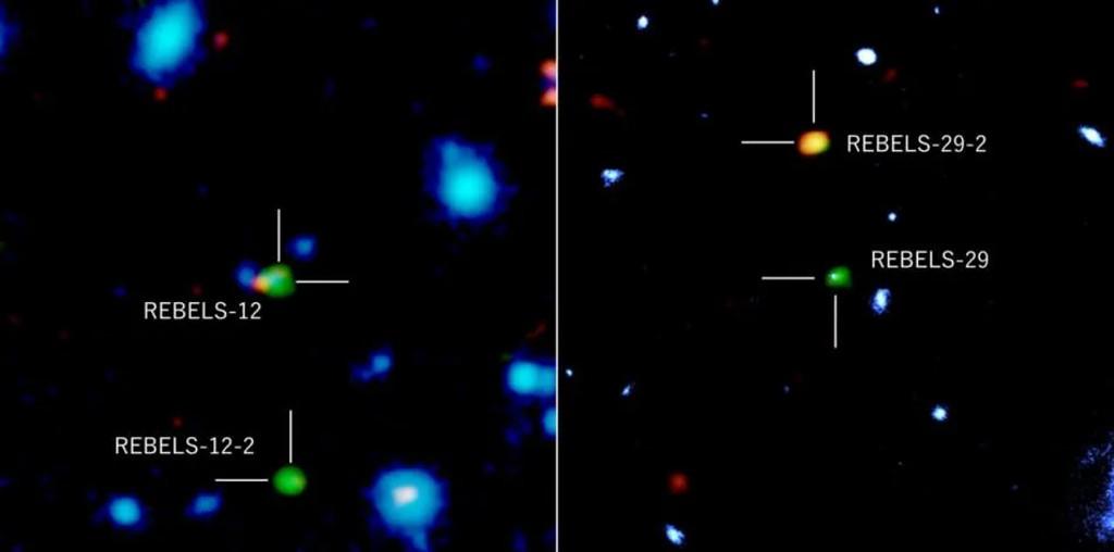 galaxias en rincones | Business Insider Mexico