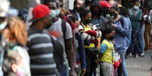 OIM pide a Brasil que reciba haitianos que están en frontera EU y México