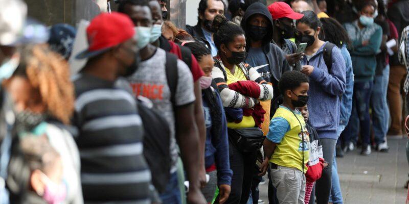 migrantes_haiti_frontera_eu_mexico  Business Insider México
