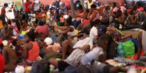 México reanudará vuelos de retorno asistido de migrantes haitianos