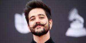 Camilo lidera la lista de nominados al Latin Grammy 2021