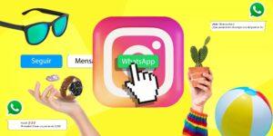 Si tienes una cuenta de WhatsApp Business esta nueva función te permitirá vincularla con Instagram