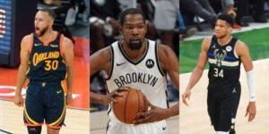 RANKING: los 12 mejores jugadores de la NBA antes de que inicie la nueva temporada