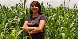 Honrar los procesos artesanales y la herencia de sus abuelas la llevó a crear un emprendimiento basado en tortillas de maíz criollo —Así es como esta joven inició Nixcome