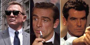 RANKING: todos los actores que interpretaron a James Bond, del peor al mejor