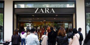 Zara, la cadena ha convertido a Inditex en un referente de la moda mundial
