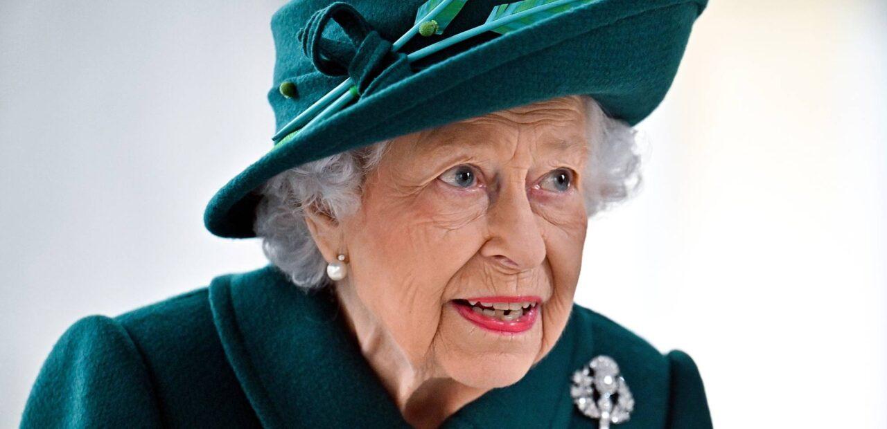 reina Isabel II Pandora Papers