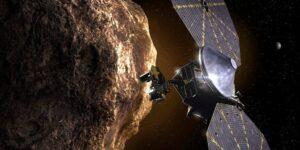 La NASA está a punto de lanzar una nave espacial que explorará antiguos asteroides 'fósiles' que rodean a Júpiter