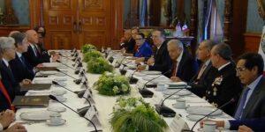 El Secretario de Estado de Estados Unidos visita México —busca renovar las tensas relaciones entre ambos países, en medio de charlas sobre el nuevo pacto de seguridad