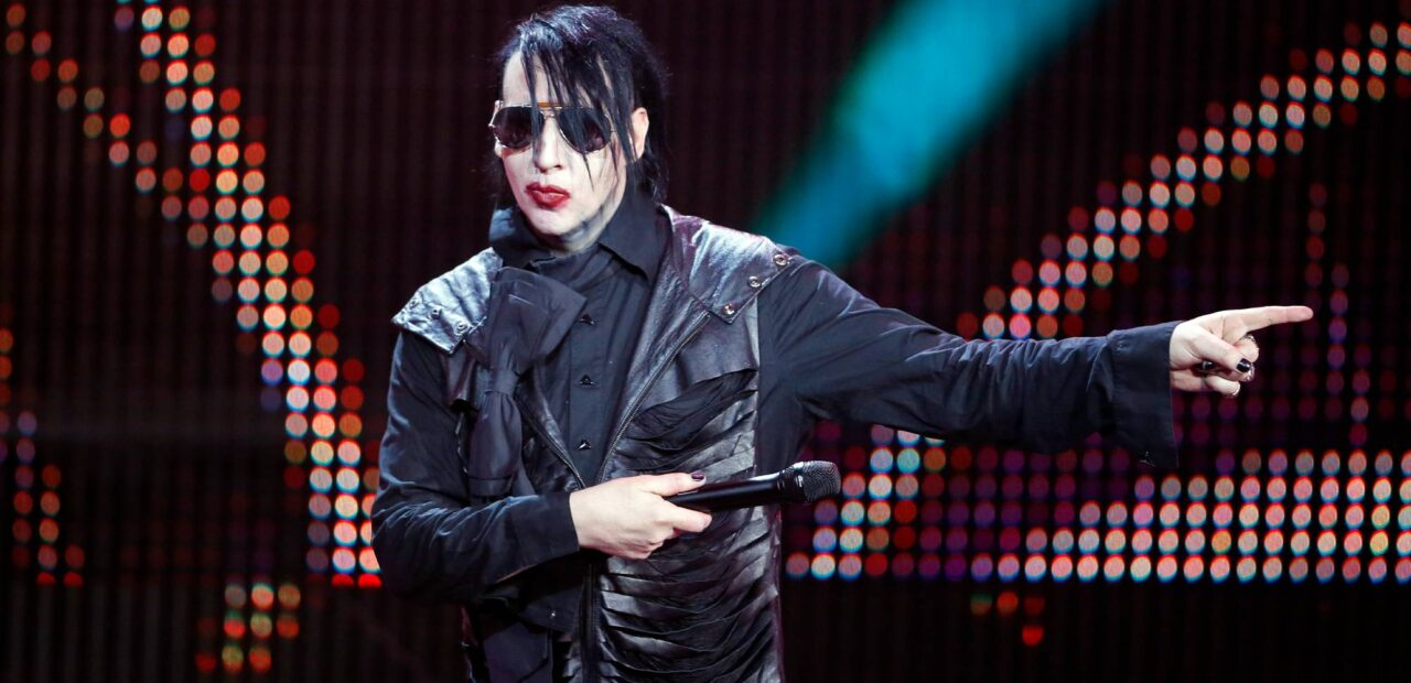 Marilyn Manson   Business Insider México
