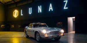 Sin tiempo para que la batería muera: el icónico Aston Martin DB6 de James Bond se vuelve eléctrico