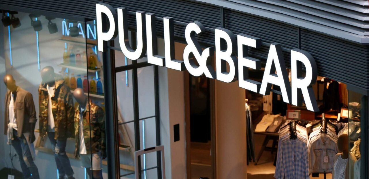 Pull and bear Inditex