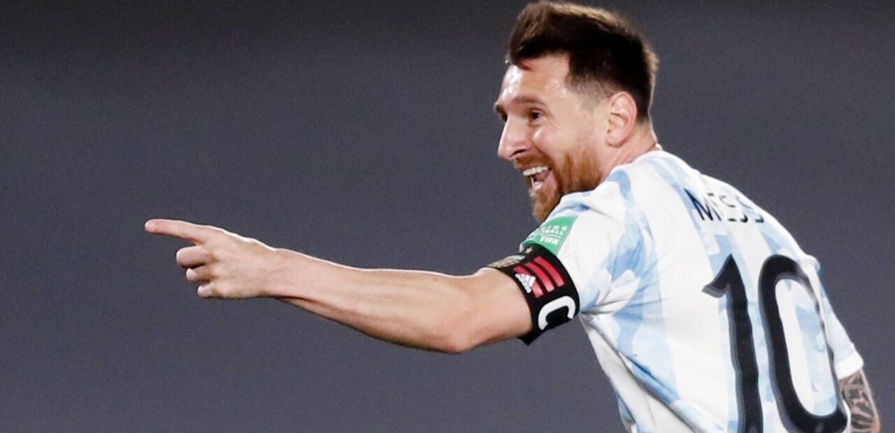 Messi goles | Business Insider Mexico