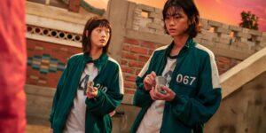 Netflix se asocia con Walmart para vender mercancía de 'El juego del calamar', 'Stranger Things' y 'Ada Twist' —los pants verdes no estarán disponibles hasta finales de año