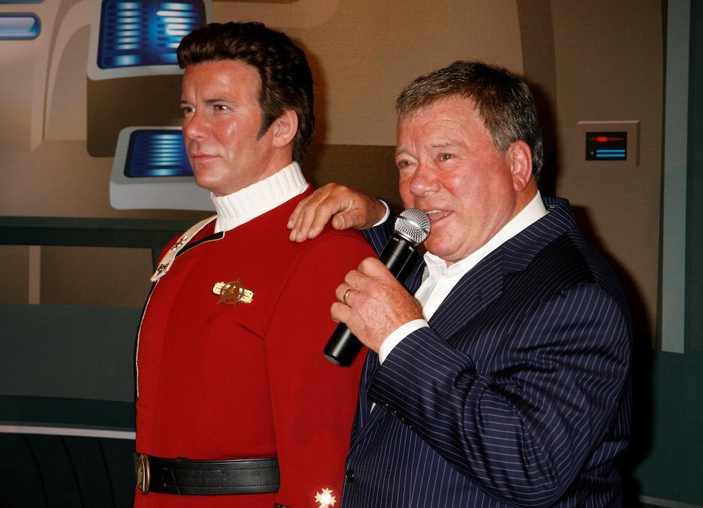William Shatner, actor de Star Trek | Business Insider Mexico